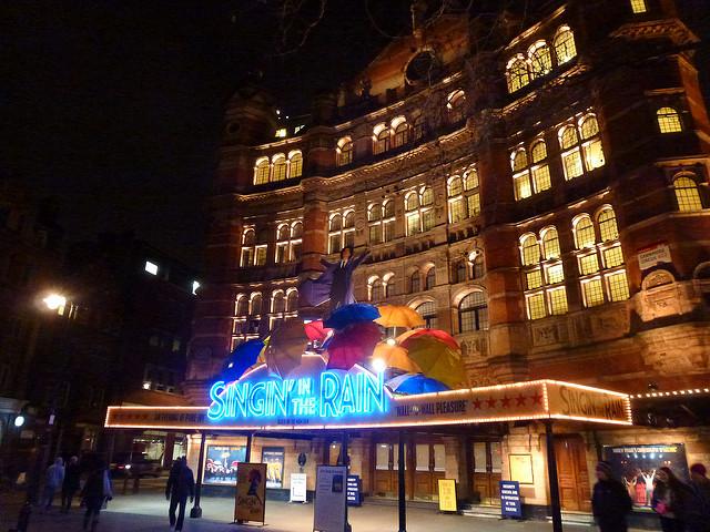 Het palace theatre