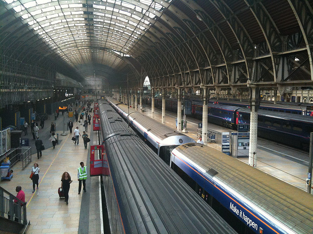 Station Paddington