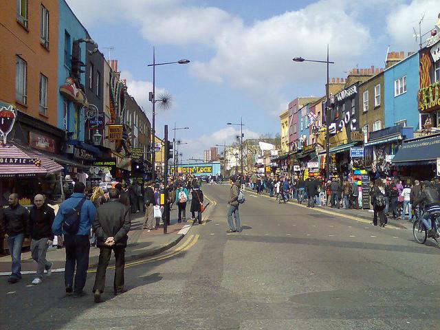 High street Camden